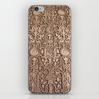 arabic iPhone & iPod Skins featuring Arabic Patterns by Laurais Arts