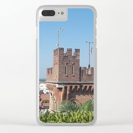 Udine Clear iPhone Case