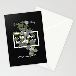 Harry Styles Ever Since New York illustration Stationery Cards