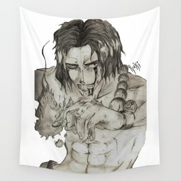 Portgas D. Ace Wall Tapestry