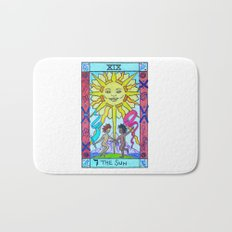 The Sun - Tarot Bath Mat