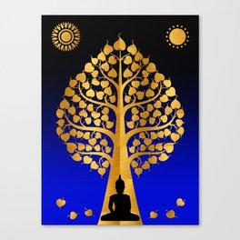 Bodhi Tree0403 Canvas Print