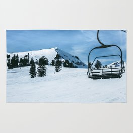 The Slopes Rug