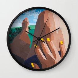 Legs  Wall Clock