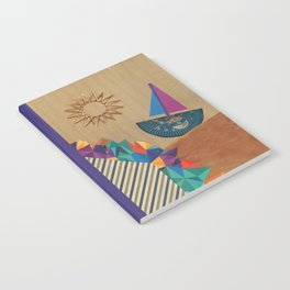 Smooth Sailing Notebook