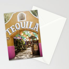 Tequila Tasting Stationery Cards