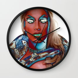 Alaska Thunderfuck RuPaul's Drag Race Queen Wall Clock
