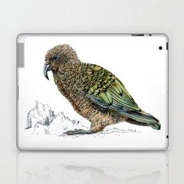 Mr Kea, New Zealand parrot Laptop & iPad Skin