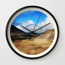 Life Is A Journey (Colour)  Wall Clock