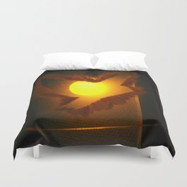 ThePeaceBombs - Light up some Peace Duvet Cover