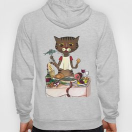 'Owen's Second Breakfast' Hoody