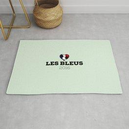 EM 2016 Les bleus France Rug