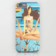 Crane Girl iPhone 6s Slim Case