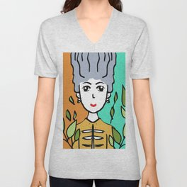 Girl Season Unisex V-Neck