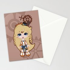 Steampunk Sailor Venus - Sailor Moon Stationery Cards