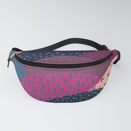 Circle Valley Fanny Pack