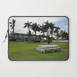 A Tarpon Afternoon Laptop Sleeve