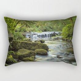 Ledge Falls, No. 3 Rectangular Pillow