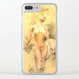 Torch Clear iPhone Case