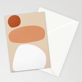 Shape Study #9 - Stacking Stones Stationery Cards