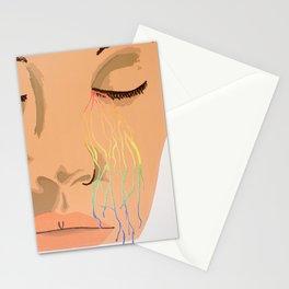 Chromatic Lamentations Stationery Cards