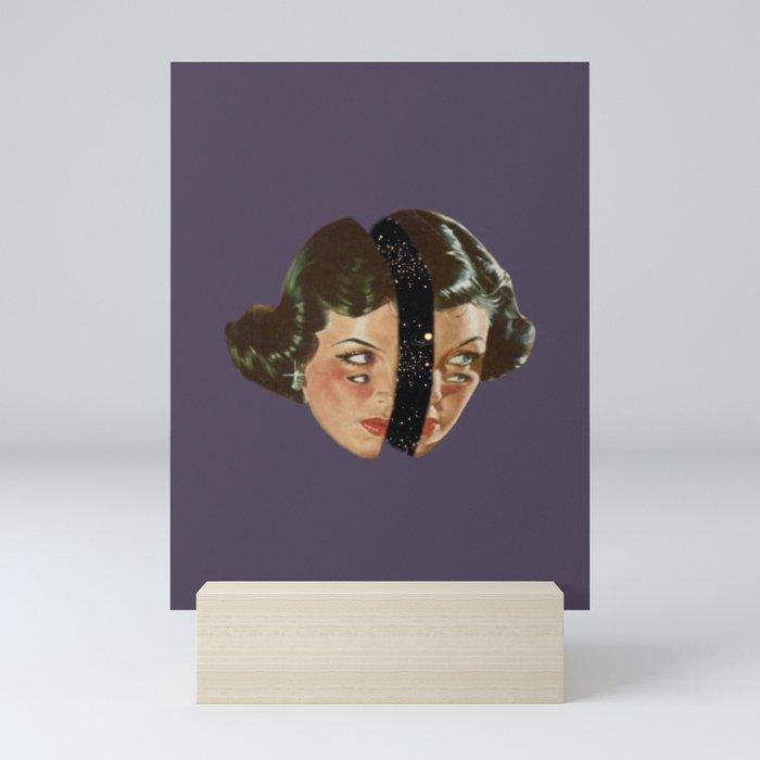 Thoughts Mini Art Print