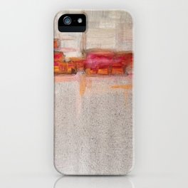 crooked sky iPhone Case