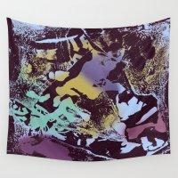 predator Wall Tapestries featuring predator by SaniQ