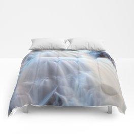 Chutes du Diable Waterfall Comforters
