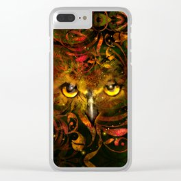 Owl See You Clear iPhone Case