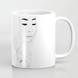 Forgetting(illustration) Coffee Mug