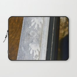 Otter Prints Laptop Sleeve