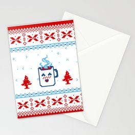 A Muggy Christmas Stationery Cards