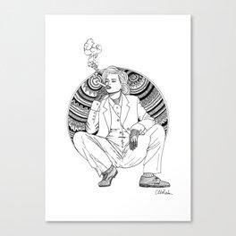 F*** The Patriarchy Canvas Print
