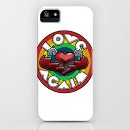 Love Again iPhone Case