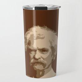 Mark Twain Travel Mug