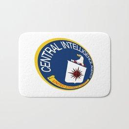 CIA Shield Bath Mat