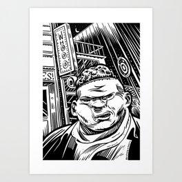 MadS #1 Art Print