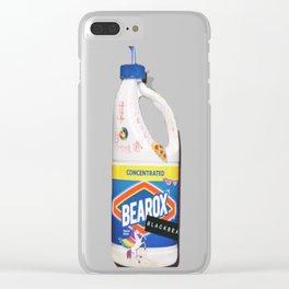 Blackbear Drink Bleach Clear iPhone Case