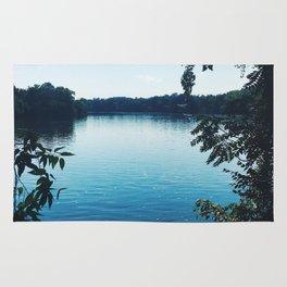 Mead's Quarry Lake Rug