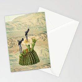 Desert Haze Stationery Cards