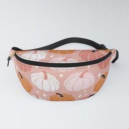 Peachy Pumpkin Fanny Pack