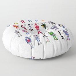 Transformers Alphabet Floor Pillow