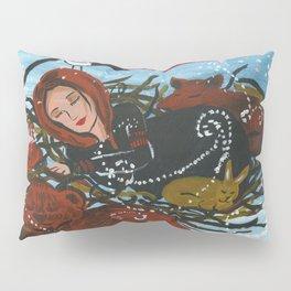 Mielikki´s Winter Sleep Pillow Sham