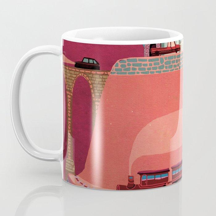 warm village Coffee Mug