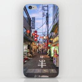 China Town iPhone Skin