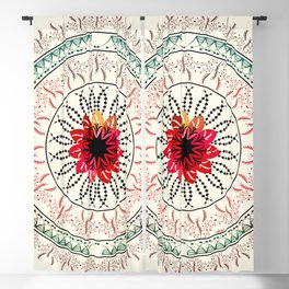 Mandala Blackout Curtain