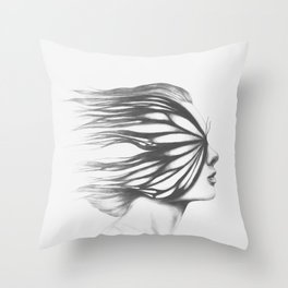 Existence of a Fading Memory Throw Pillow