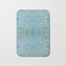 LoVinG V - light blue Bath Mat