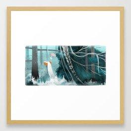 Northern Woods VI Framed Art Print